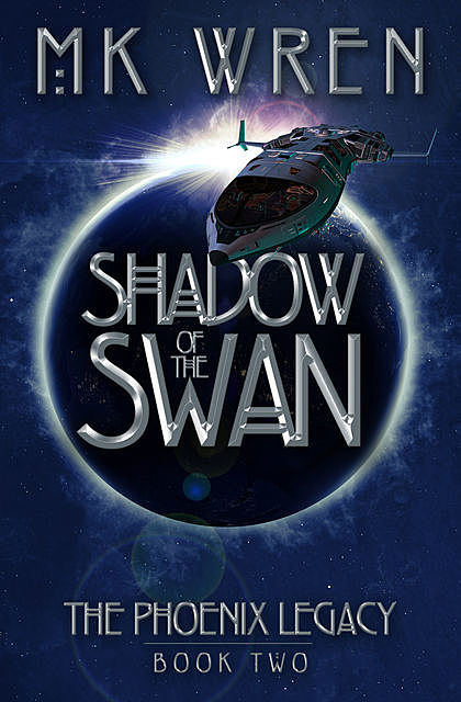 Shadow of the Swan, M.K.Wren