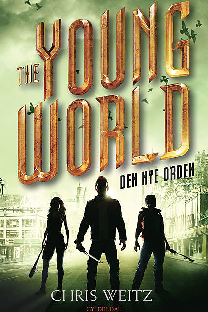 The Young World 2 – Den nye orden, Chris Weitz