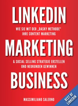 LinkedIn Marketing Business, Massimiliano Salerno
