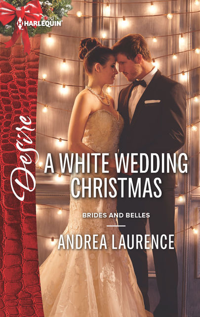 A White Wedding Christmas, Andrea Laurence