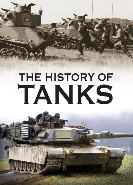 The History of Tanks, Simon Forty