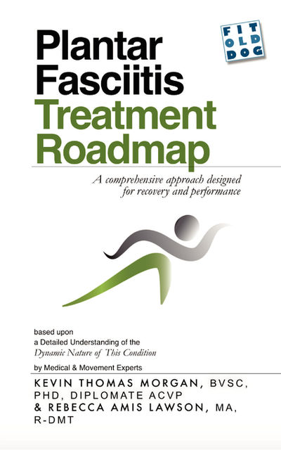 Plantar Fasciitis Treatment Roadmap, Kevin Morgan