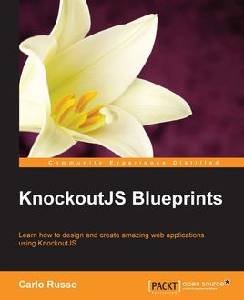 KnockoutJS Blueprints, Carlo Russo
