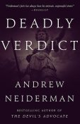 Deadly Verdict, Andrew Neiderman