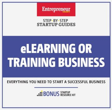 eLearning or Training Business, The Staff of Entrepreneur Media