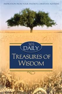 365 Daily Treasures Of Wisdom, Barbour Publishing