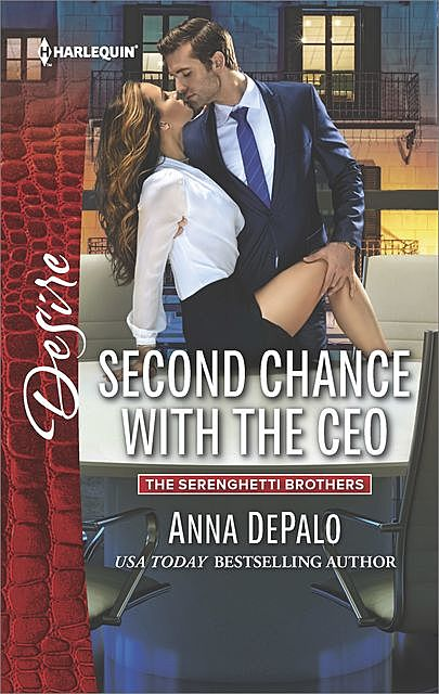 Second Chance with the CEO, Anna DePalo
