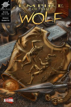 Empire of the Wolf #4, Michael Kogge