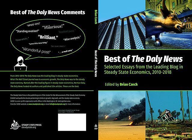 The Best of The Daly News, Brian Czech