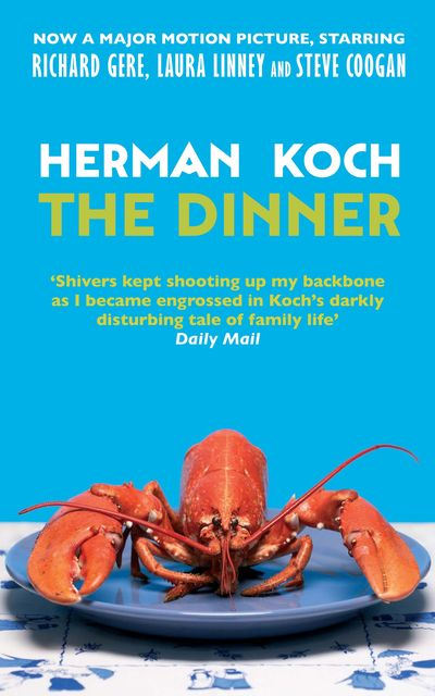 The Dinner, Herman Koch