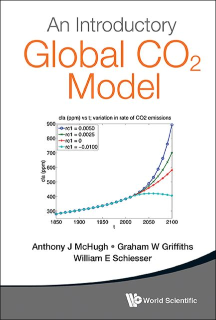 An Introductory Global CO2 Model, Graham Griffiths, Anthony J McHugh, William E Schiesser