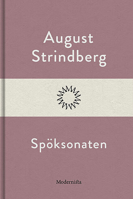 Spöksonaten, August Strindberg