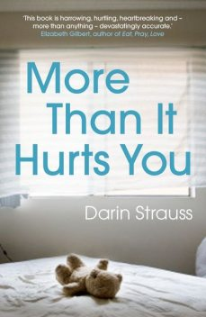 More Than It Hurts You, Darin Strauss