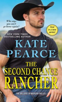 The Second Chance Rancher, Kate Pearce