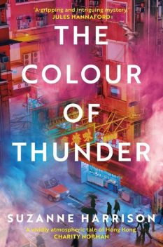 The Colour of Thunder, Suzanne Harrison