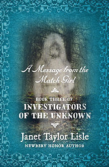 A Message from the Match Girl, Janet Taylor Lisle