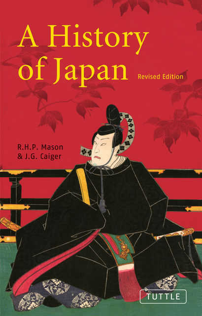 History of Japan, Richard Mason, John Caiger