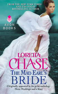 The Mad Earl's Bride, Loretta Chase