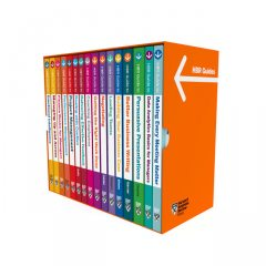 Harvard Business Review Guides Ultimate Boxed Set (16 Books), Harvard Business Review, Nancy Duarte, Mary Shapiro, Bryan A. Garner, Jeff Weiss