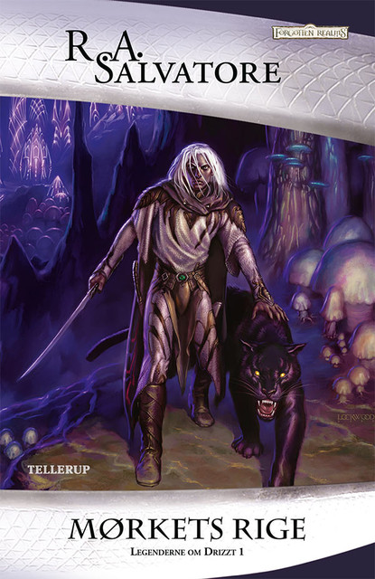 Forgotten Realms, Legenderne om Drizzt #1: Mørkets rige, R.A. Salvatore