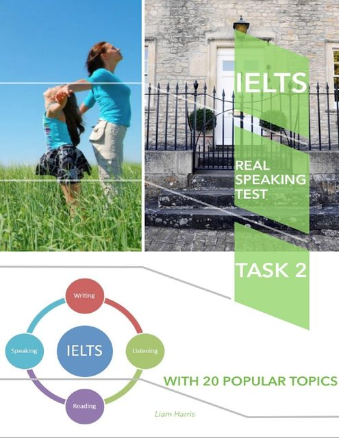 Ielts Real Speaking Test – Task 2 With 20 Popular Topics, Liam Harris