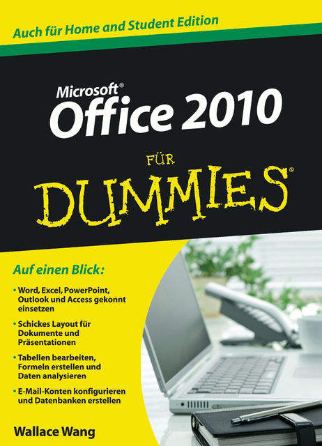 Office 2010 fr Dummies, Wallace Wang