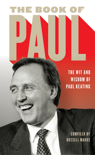 The Book of Paul, Compiled by Russell Marks