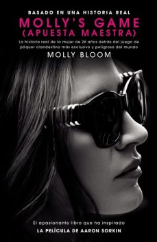 Molly's Game, Molly Bloom