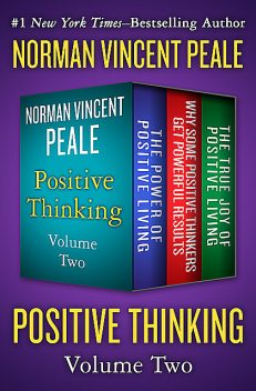 Positive Thinking Volume Two, Norman Vincent Peale