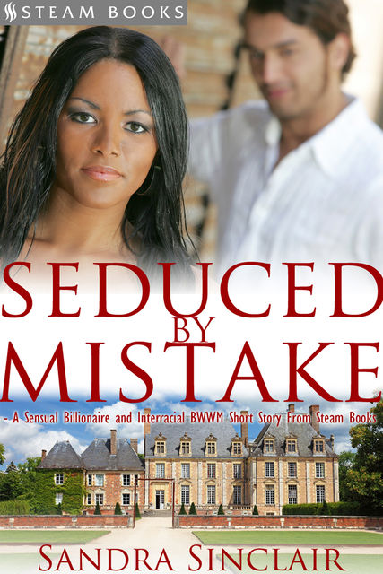 Seduced by Mistake – A Sensual Billionaire and Interracial BWWM Erotic Romance from Steam Books, Sandra Sinclair, Steam Books