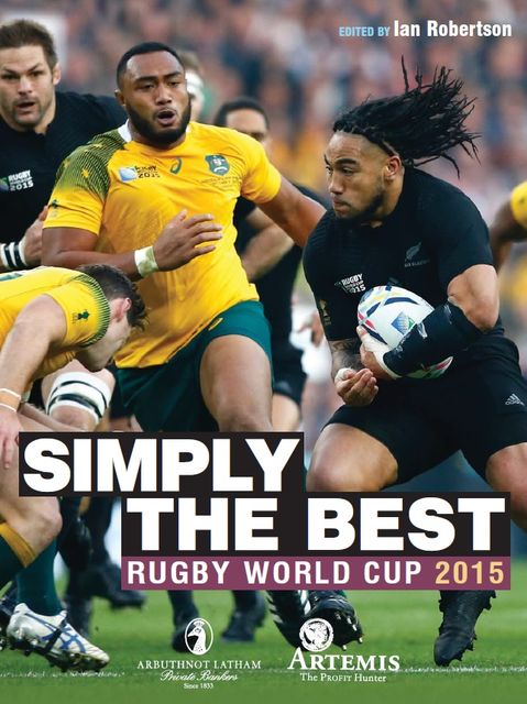 Simply The Best – Rugby World Cup 2015, Ian Robertson, Mick Cleary