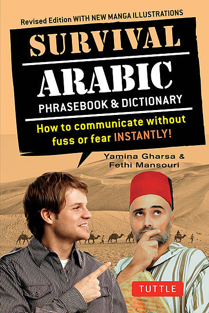 Survival Arabic Phrasebook & Dictionary, Ph.D., Fethi Mansouri, Yousef Alreemawi