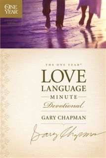 One Year Love Language Minute Devotional, Gary Chapman