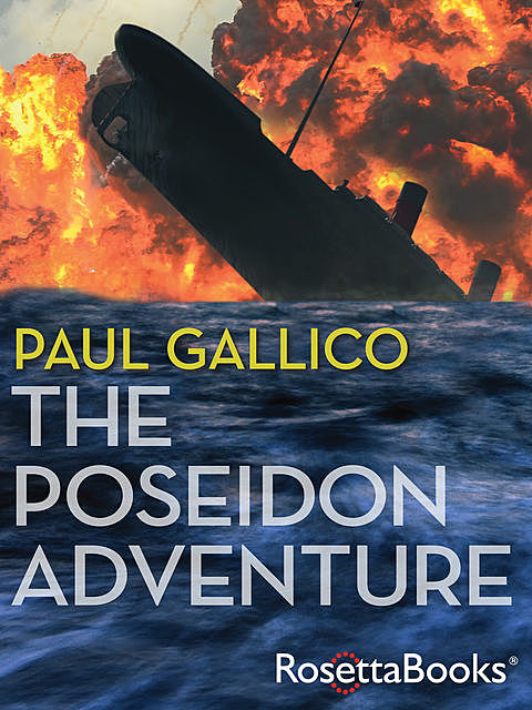 The Poseidon Adventure, Paul Gallico
