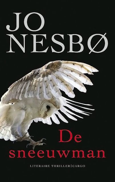 Harry Hole – 07 – De sneeuwman, Jo Nesbø