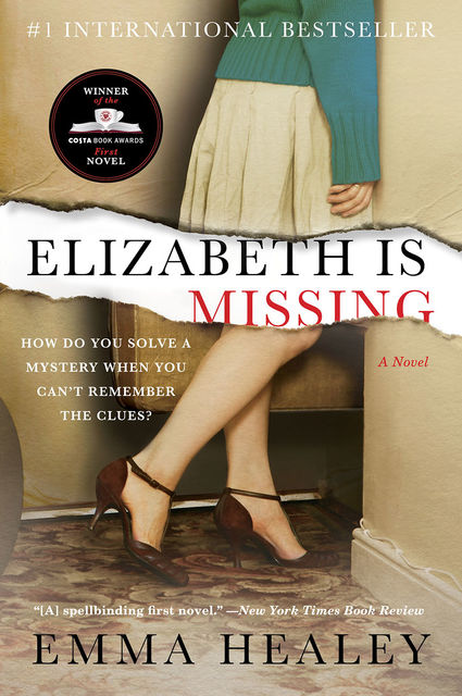 Elizabeth Is Missing, Emma Healey