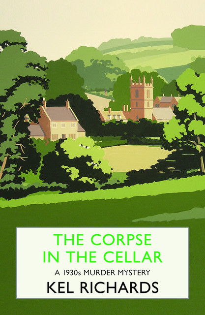 The Corpse in the Cellar, Kel Richards