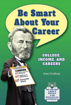 Be Smart About Your Career, Amy Graham