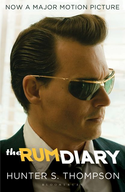 Rum Diary, Hunter Thompson