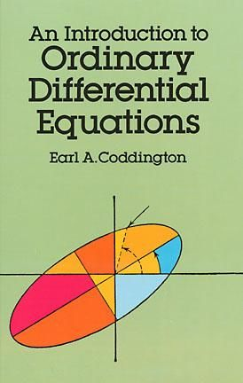An Introduction to Ordinary Differential Equations, Earl A.Coddington