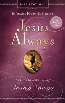 Jesus Always (with Bonus Content), Sarah Young