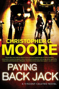 Paying Back Jack, Christopher Moore