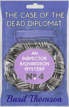 The Case of the Dead Diplomat, Basil Thomson