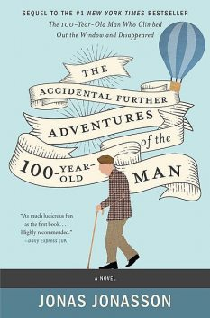 The 101-Year-Old Man, Jonas Jonasson, Rachel Willson-Broyles