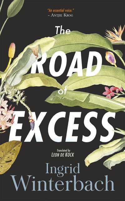 The Road of Excess, Ingrid Winterbach