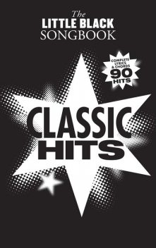The Little Black Songbook: Classic Hits, Adrian Hopkins
