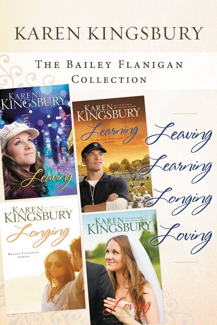 The Bailey Flanigan Collection, Karen Kingsbury