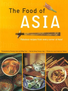 The Food of Asia, Kong Foong Ling