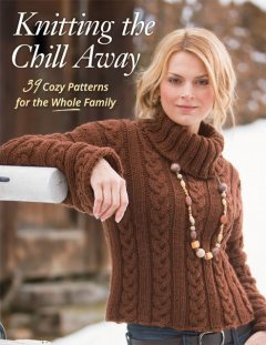 Knitting the Chill Away, Martingale