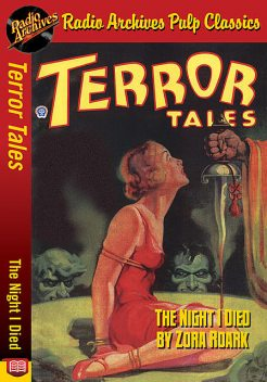 Terror Tales – The Night I Died, Laurence Donovan